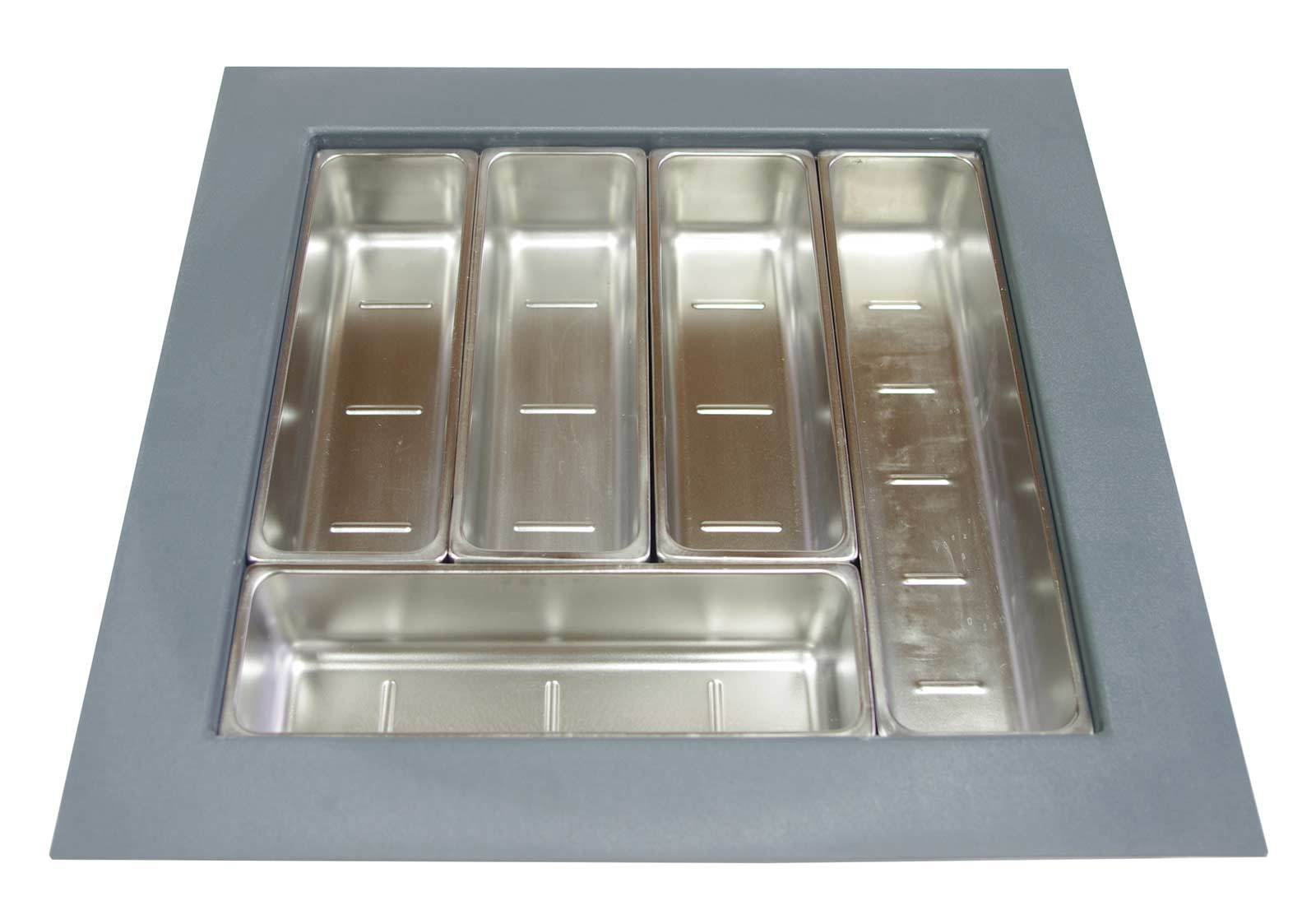 Kci03sg Stainless Steel Cutlery Drawer Insert