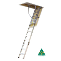 KASW07A Ultimate Series Attic Ladder