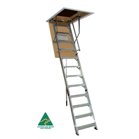 KASW09W Wide Ultimate Series Attic Ladder