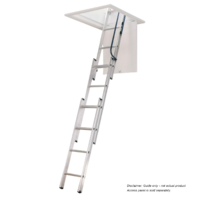 KASW30 Sliding Attic Ladder