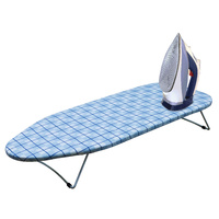 Mini Benchtop Ironing Board x2