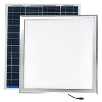 KIS2012TS - illume 400 Square - Premium Hi-Spec Surface Mount, silver