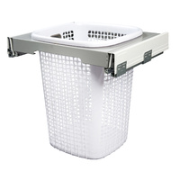 KLH5055 - Concealed Slide Out Laundry Hamper - suits 500mm cabinet