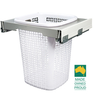 KLH5560 - Concealed Slide Out Laundry Hamper - suits 550mm cabinet