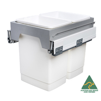 KRB60EP - Slide Out Concealed Waste Bin