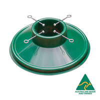 PRE-SALE Xmas Tree Pot Stand Green Large - 10 Pack available 15th November