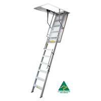 KASW107HC Ultimate Series Heavy Commercial Attic Ladder
