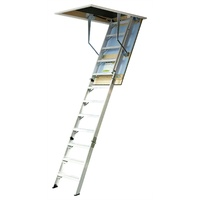 KASW10W Wide Ultimate Series Attic Ladder