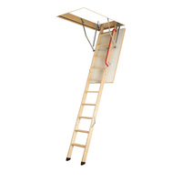 KASW83  FAKRO Smart Timber Attic Ladder  2.2-2.8M