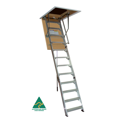 KASW06W Wide Ultimate Series Attic Ladder
