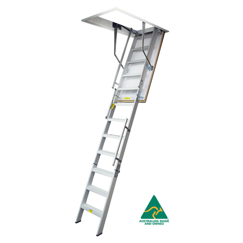 KASW110HC Ultimate Series Heavy Commercial Attic Ladder